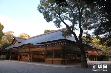 日本三大神宫之一——热田神宫