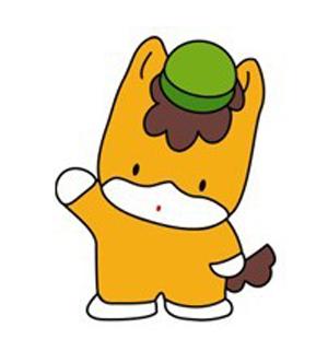 日本各地有趣的吉祥物形象