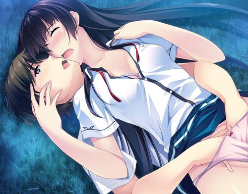 有些二次元美女充满违和感 日本动漫