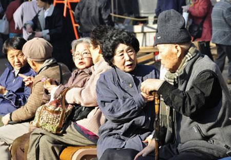 日本研究所报告称30年后日本人口将减少近2成