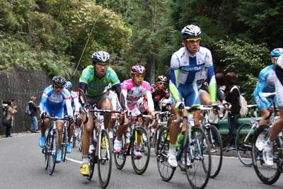 """""""日本杯""""公路自行车大赛"""