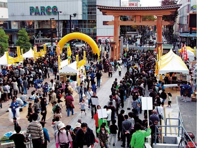 宇都宫饺子祭