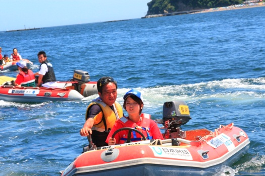 Marina City——2013和歌山海上运动狂欢节