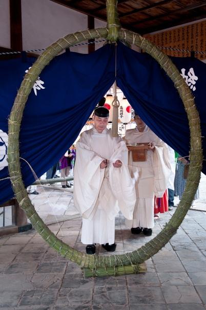 7月祈福——茅轮祭