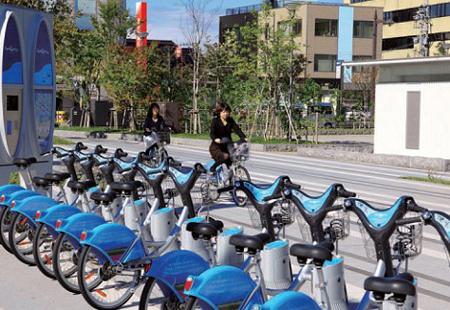 绿色低碳都市生活