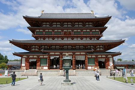 兴福寺五重塔和醍醐寺五重塔
