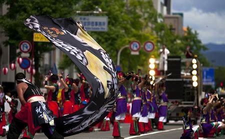 纪州YOSAKOI祭