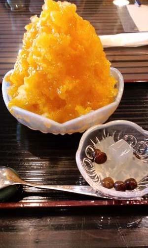 京都绝品冰沙 美味透心凉