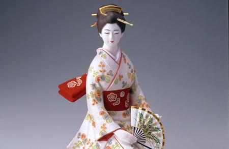 福冈传统工艺——博多人偶