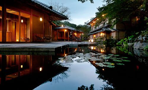 今晚住这里——京都岚山 星野度假村