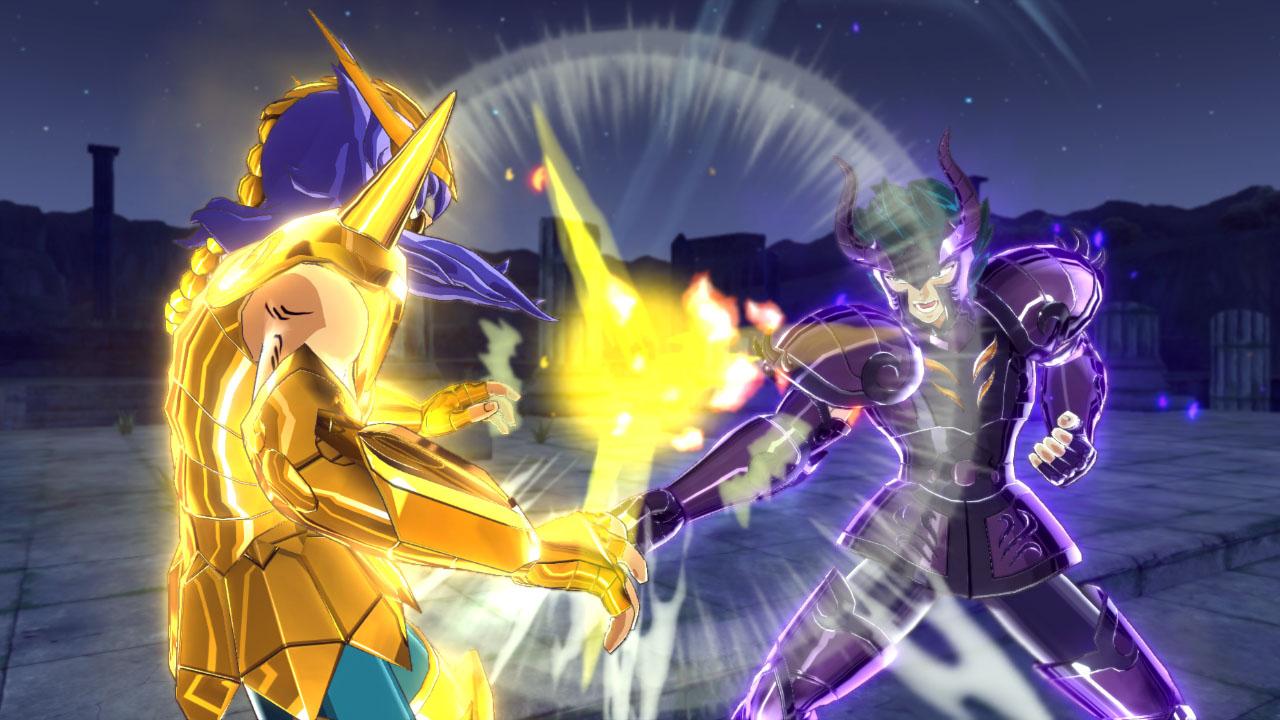 复活 冥斗士 圣斗士/靠着冥王哈迪斯的力量取回灵魂,穿上散发着漆黑光芒、被称为...