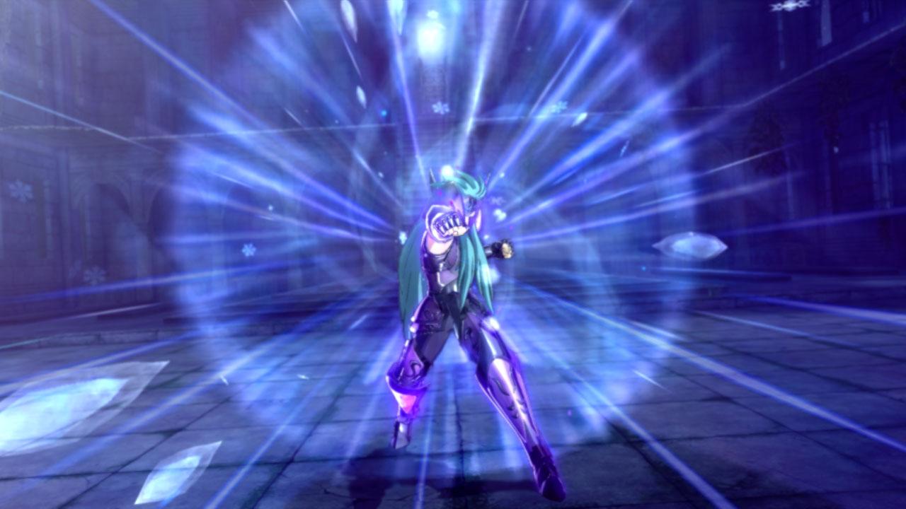 冥斗士 勇士/靠着冥王哈迪斯的力量取回灵魂,穿上散发着漆黑光芒、被称为...