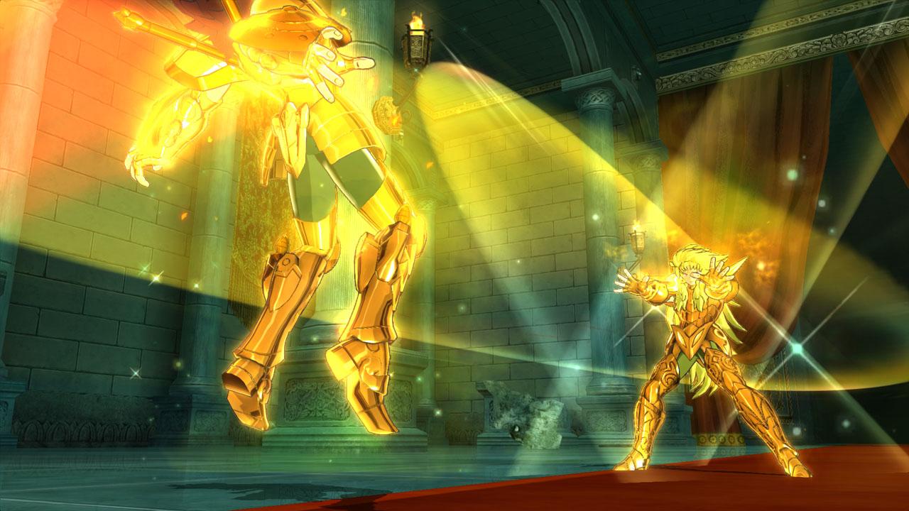电视 游戏 《圣斗士星矢:勇士》/圣斗士星矢勇士