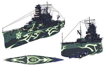 苍蓝钢铁战舰