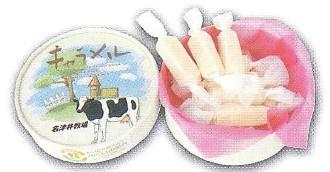福井的纯天然食材