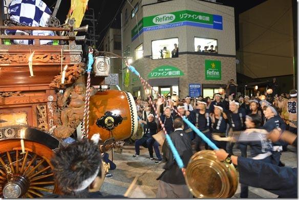 供奉石头的热闹祭典 桑名石取祭