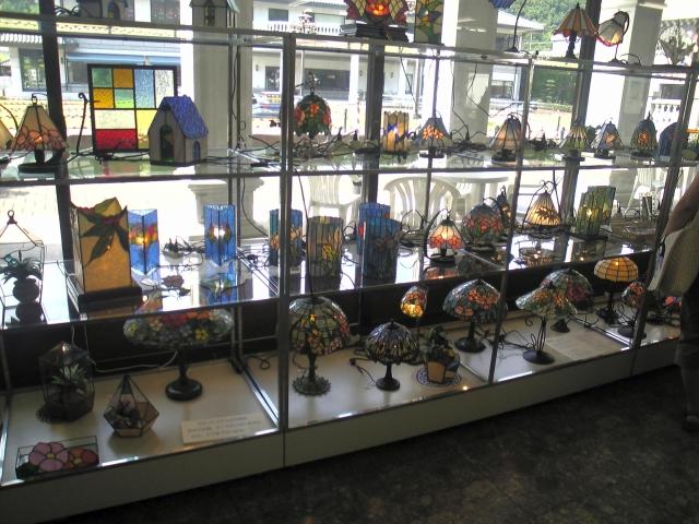 玻璃的奇妙世界 广岛玻璃之乡公园