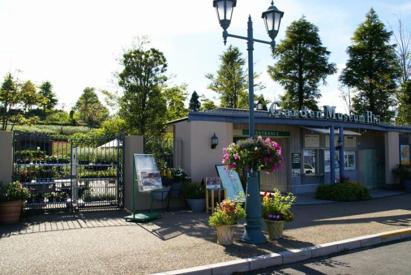 京都花园博物馆入选求婚圣地