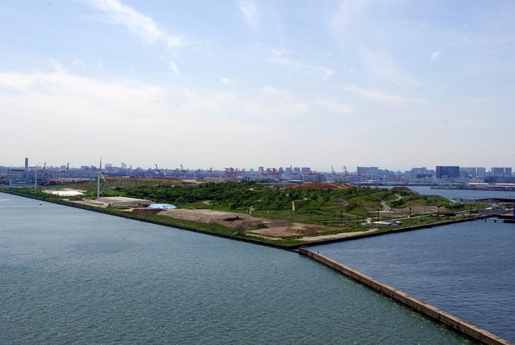 """填海之地""""海之森""""入选2020东京奥运会场"""