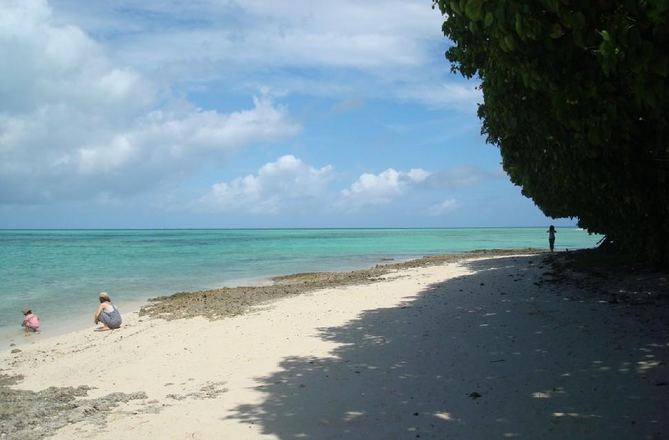 细数冲绳岛上的那些迷人海滩