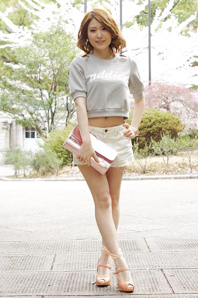 日本大学街拍美女人气排行榜Top25 日本时尚
