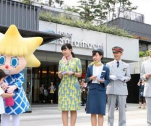东京晴空塔城开业849天游客突破1亿人次