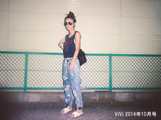 美美的夏日私服style