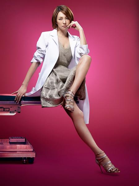 米仓凉子《Doctor-X》第四集收视创新高