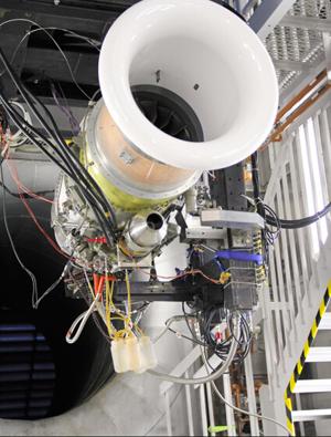 本田首次公开航空器引擎研究开发据点