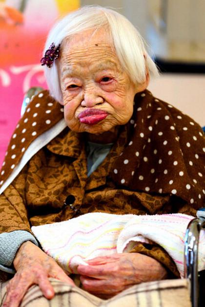 世界最年长的人、日本11乐福国际娱乐7岁女性去世