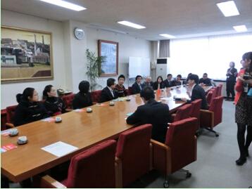 2015年2月6日同学会访日记事