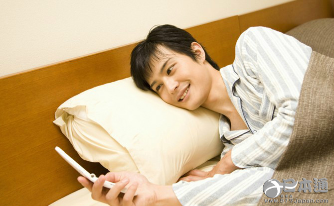 日本调查:睡前想着女友的男性不足三成