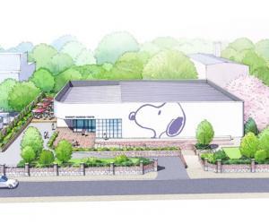 史努比美术馆将落户东京六本木 明年三月开馆