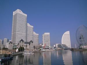 横滨港未来大厅