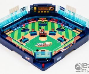 棒球盘3D主投手 真实的棒球游戏
