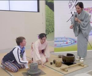 米兰世博会日本宣传静冈、山梨特产