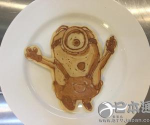 日本意料主厨超高质薄饼艺术引热议