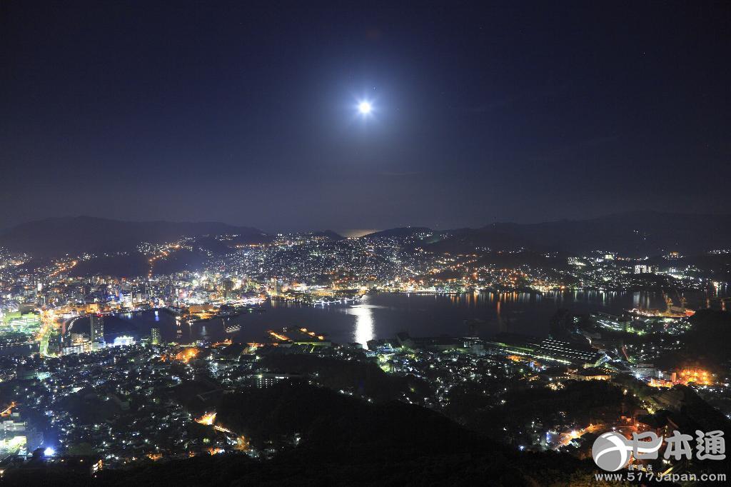 大 夜景 三 日本 日本旅遊新景點!新三大夜景都市,想看 日本夜景