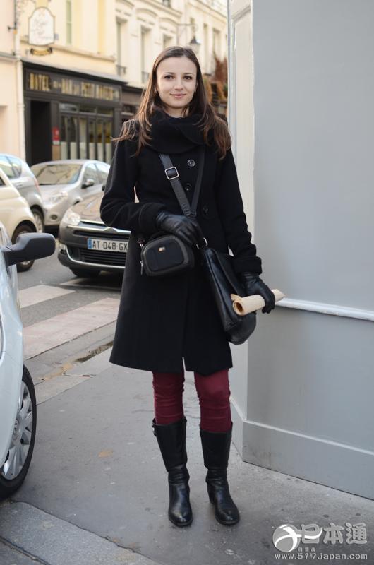 流行色彩打造时尚Lady!十款秋冬搭配穿出高逼格