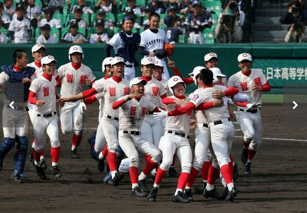 日本春季词根棒球高中落幕奈良智辩联赛夺冠学园高中词缀图片