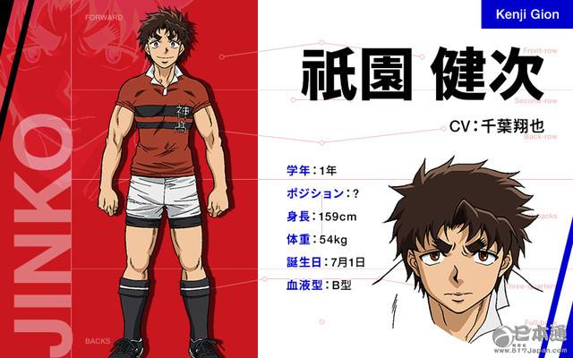 漫画《ALLOUT!》追加公开声优-日本动漫_日动画男生相图片