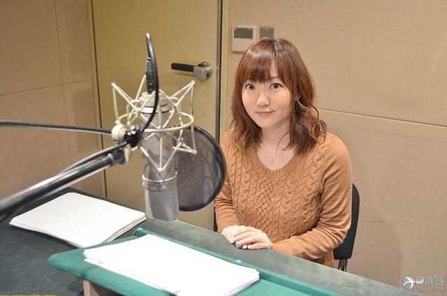 庆祝《悠哉日常大王》越谷小鞠日本声优阿澄佳奈33岁生日