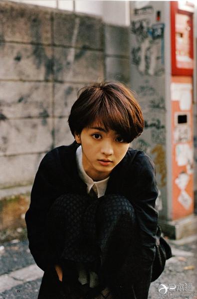 日本女演员满岛光迎来31岁生日