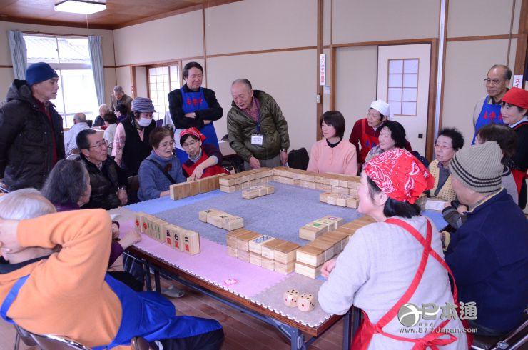 日本社区养老满足多样需求