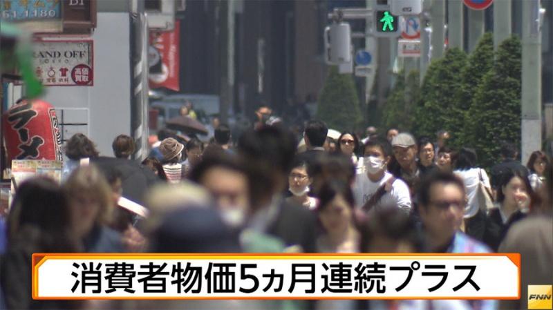 总务省 东京 消费者物价指数