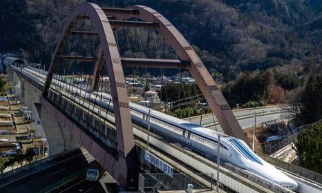 JR东海快线linear最快时速将达500公里