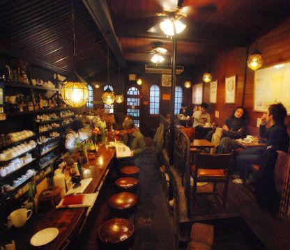 喫茶店,爱上东京的第N+1个理由
