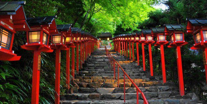 空间神舍_日本神社的境内空间、参拜礼仪、神官和巫女的小知识 - 日本通