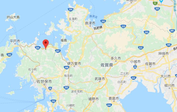 不老山花与光之节——长崎县松浦市