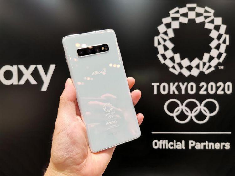 "Docomo联合三星推出1万部""2020年东京奥运会特别版 Galaxy S10+"""